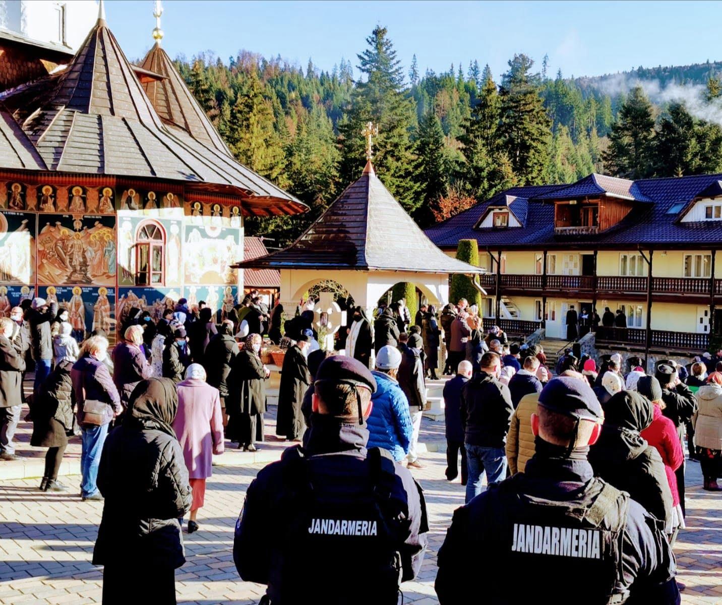 Măsuri dispuse de Jandarmeria Neamț, cu ocazia manifestărilor de Bobotează