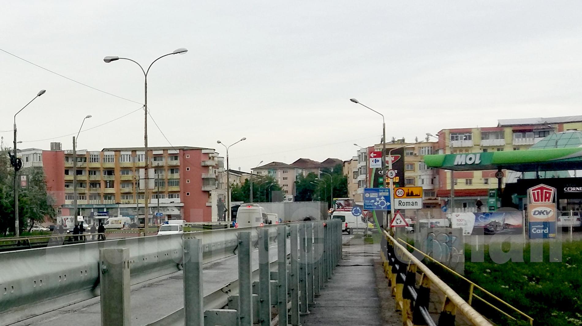Romașcanii afectați de zgomotul de pe E85 ar putea beneficia de izolare fonică gratuită a locuințelor