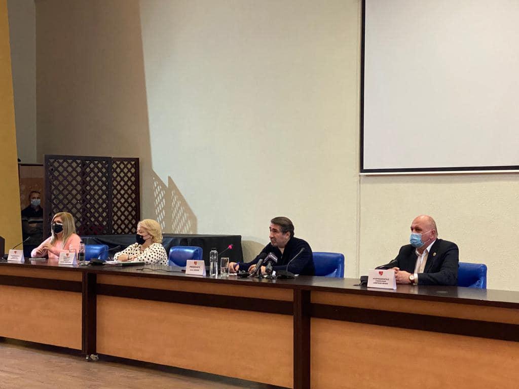 Au fost aleși noii vicepreședinți ai Consiliului Județean Neamț