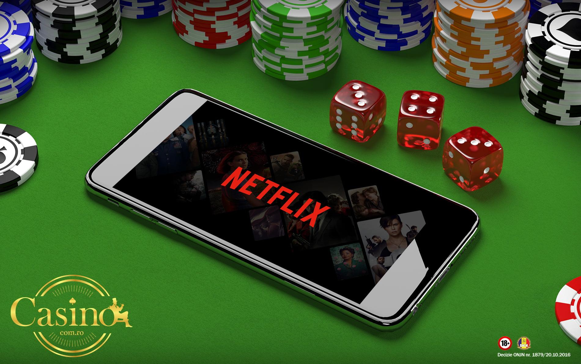 Ce jocuri de la cazinou ar alege personajele din serialele populare de pe Netflix?