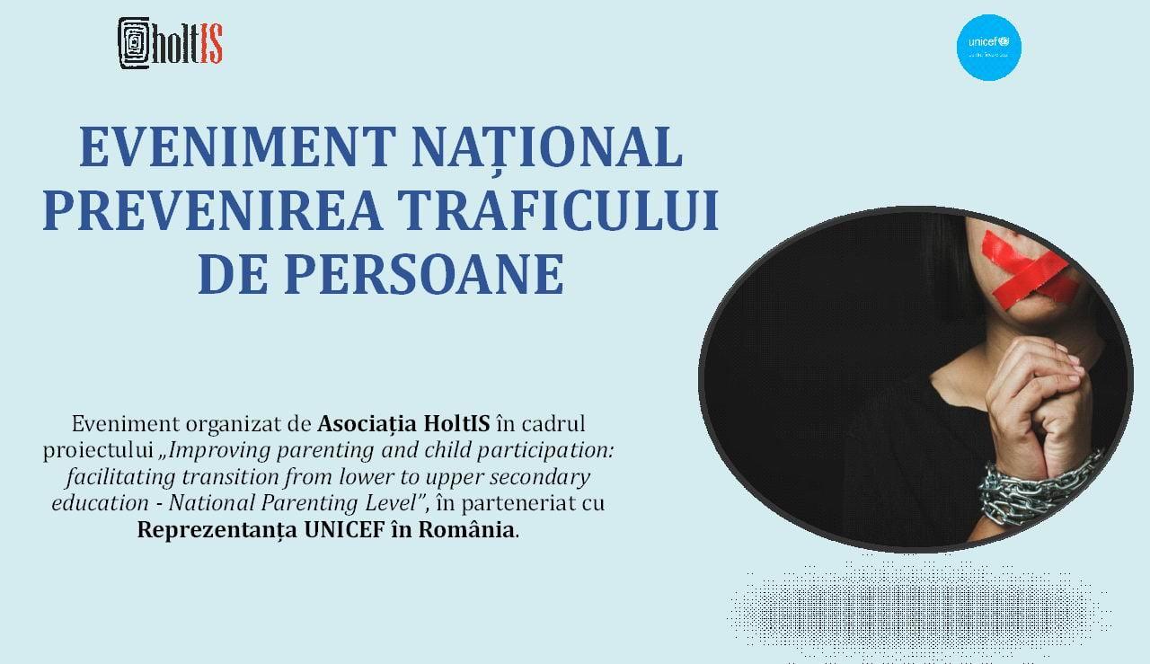 """Campanie pentru prevenirea traficului de persoane, la Colegiul Tehnic """"Miron Costin"""""""