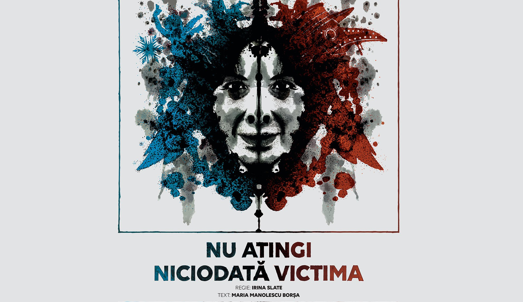 """""""Nu atingi niciodată victima"""", a doua premieră a anului 2021 la Teatrul Tineretului din Piatra Neamț"""
