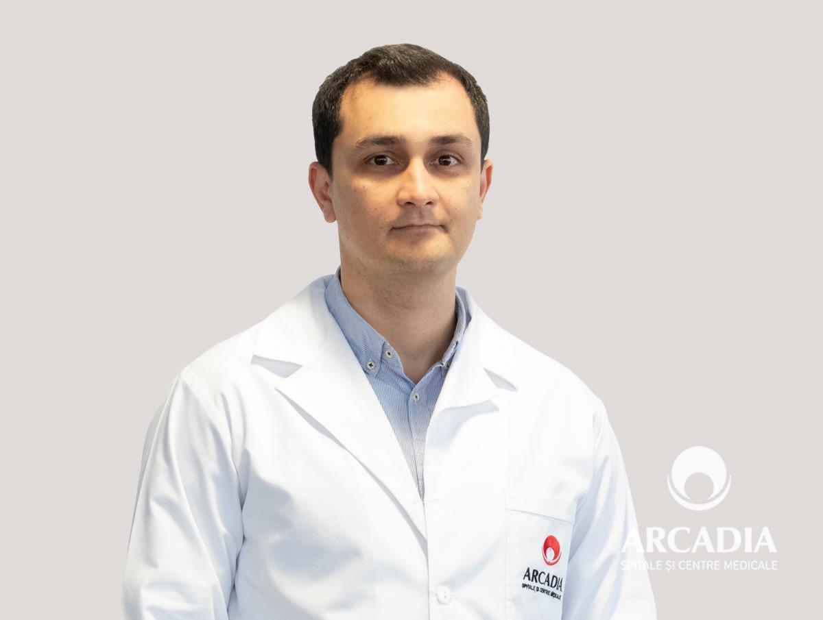 Tratament chirurgical minim-invaziv al litiazei renale, la Arcadia