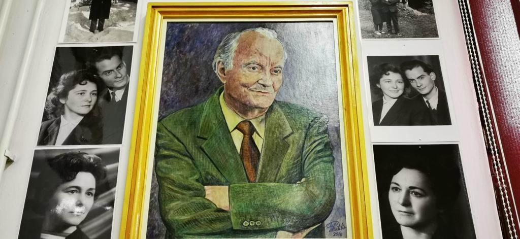 [FOTO] Mini-muzeu închinat personalității profesorului Gheorghe A.M. Ciobanu, găzduit la Casa Hogaș