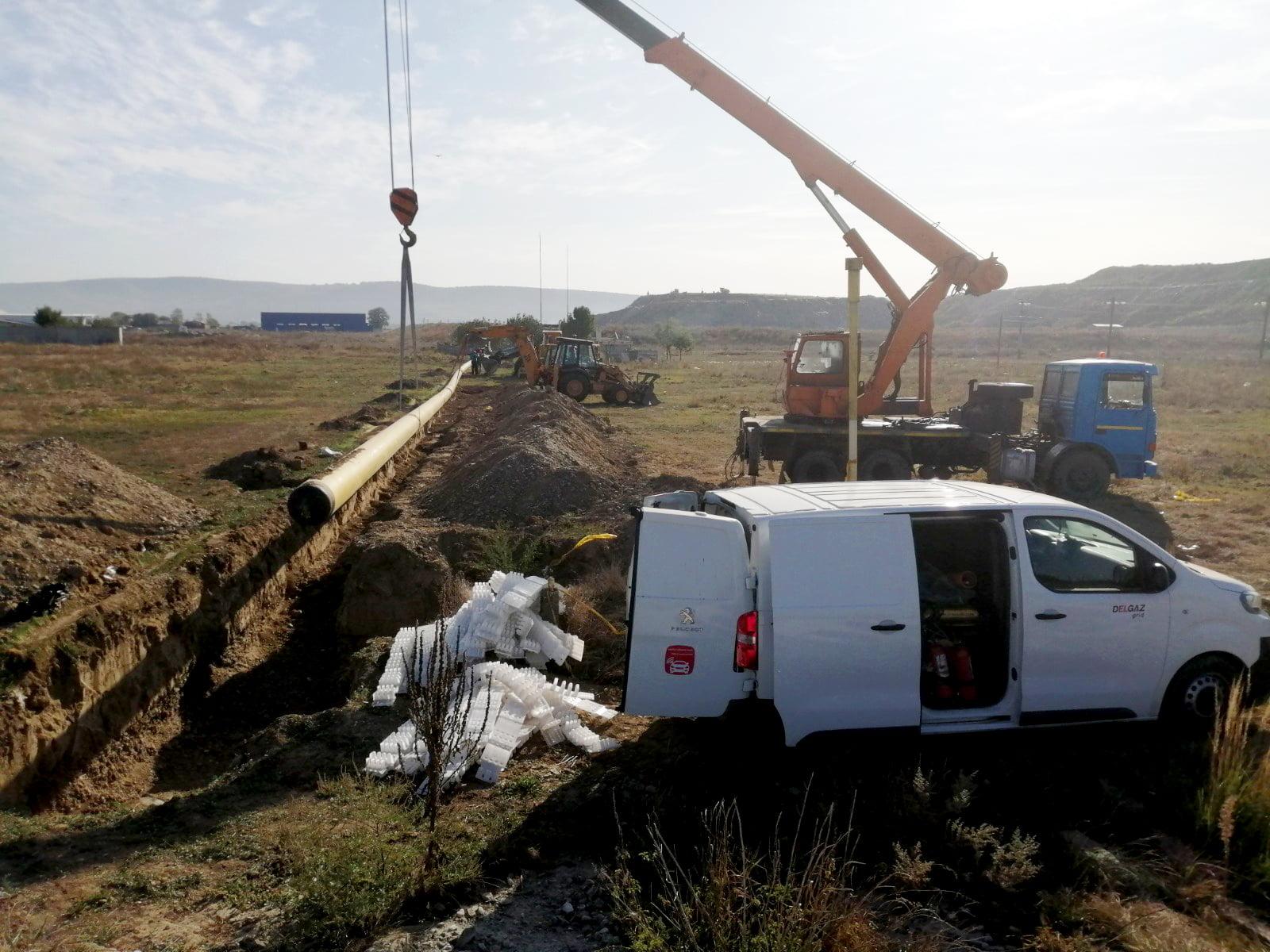 Delgaz Grid a investit în 2020 peste 3,5 milioane lei în rețelele de gaze din județul Neamț