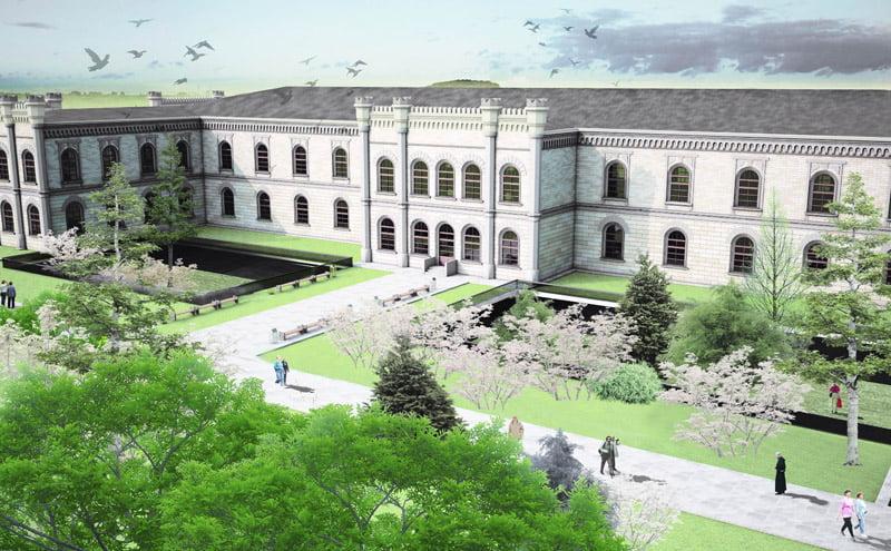 """36 de milioane de euro pentru reabilitarea clădirii Spitalului """"Precista Mare"""""""