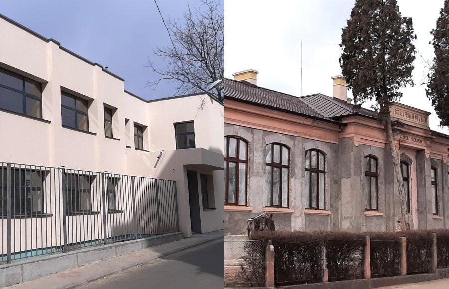 """Noua creșă Smirodava și corpul B al Școlii """"Vasile Alecsandri"""", pregătite pentru noul an școlar"""