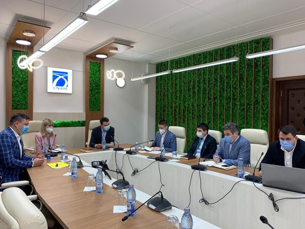 """Autostrada """"Unirii"""" A8 Târgu Mureș – Iași – Ungheni. CNAIR a semnat contractul de proiectare pentru tronsonul spre Iași"""