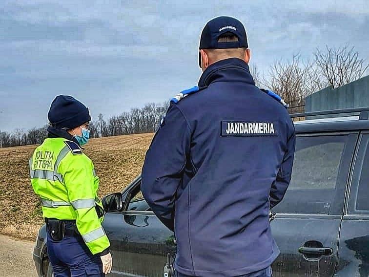 Carantină ridicată pentru comuna Bîra, după trei săptămâni. 26 de avertismente și zece amenzi aplicate