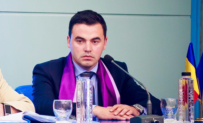 Consilierul Andrei Fron și-a dat demisia din Consiliul Local