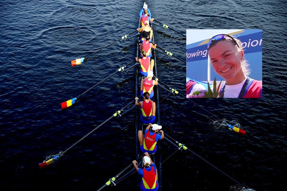 [VIDEO] Canotoarea Laura Oprea, din Nisiporești, calificată în finală la Campionatele Mondiale din SUA!