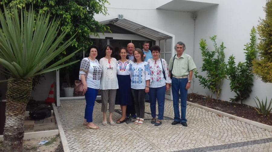 """Stagiu de formare în Portugalia pentru profesori ai Colegiului Tehnic """"Petru Poni"""""""