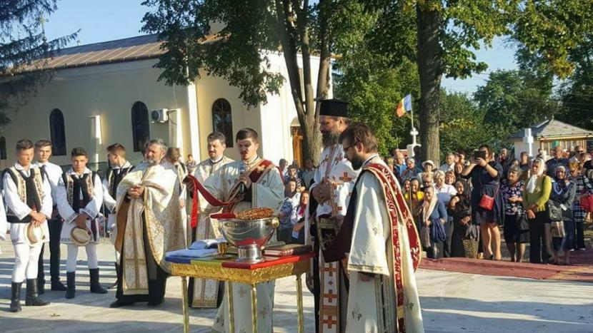 Un nou centru cultural-filantropic în Protopopiatul Roman