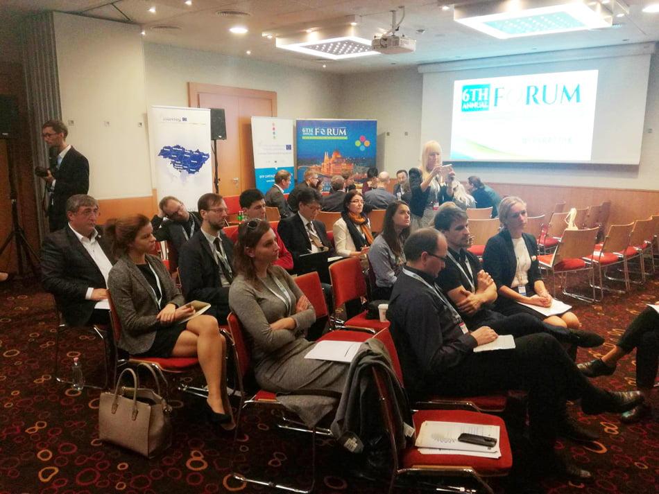 Senatorul Dan Manoliu, la Forumul anual privind Strategia Uniunii Europene pentru Regiunea Dunării, ediţia a VI-a