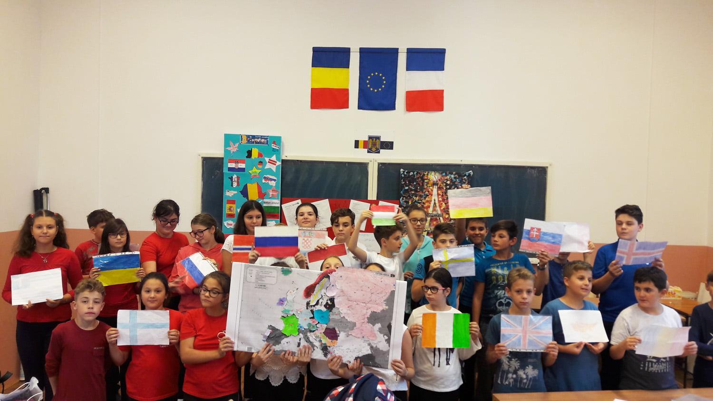 """Ziua Europeană a Limbilor Străine, la Colegiul Național """"Roman-Vodă"""""""