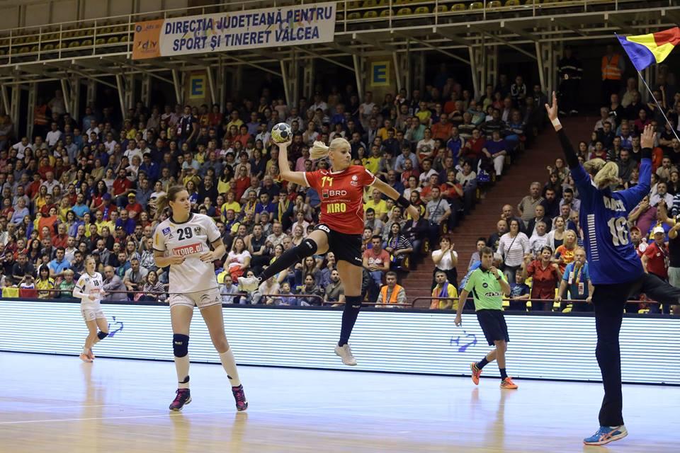 Ana Maria Popa, convocată din nou la națională, pentru dubla cu Rusia din preliminariile Campionatului European