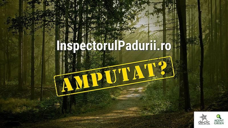Peste 32.000 de cetățeni vor acces la inspectorulpadurii.ro