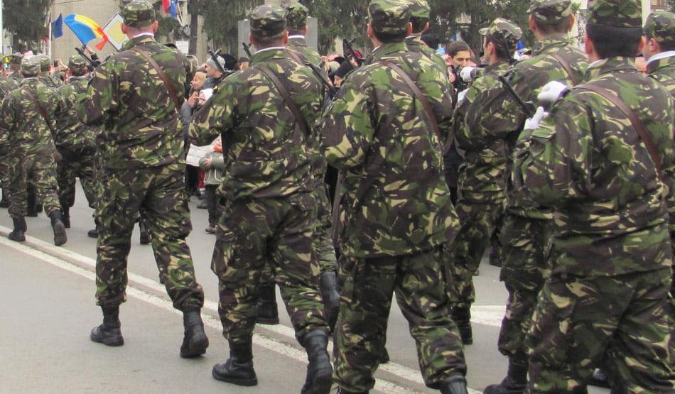 Rezerviștii, chemați la unitățile militare în cadrul unui exercițiu de mobilizare
