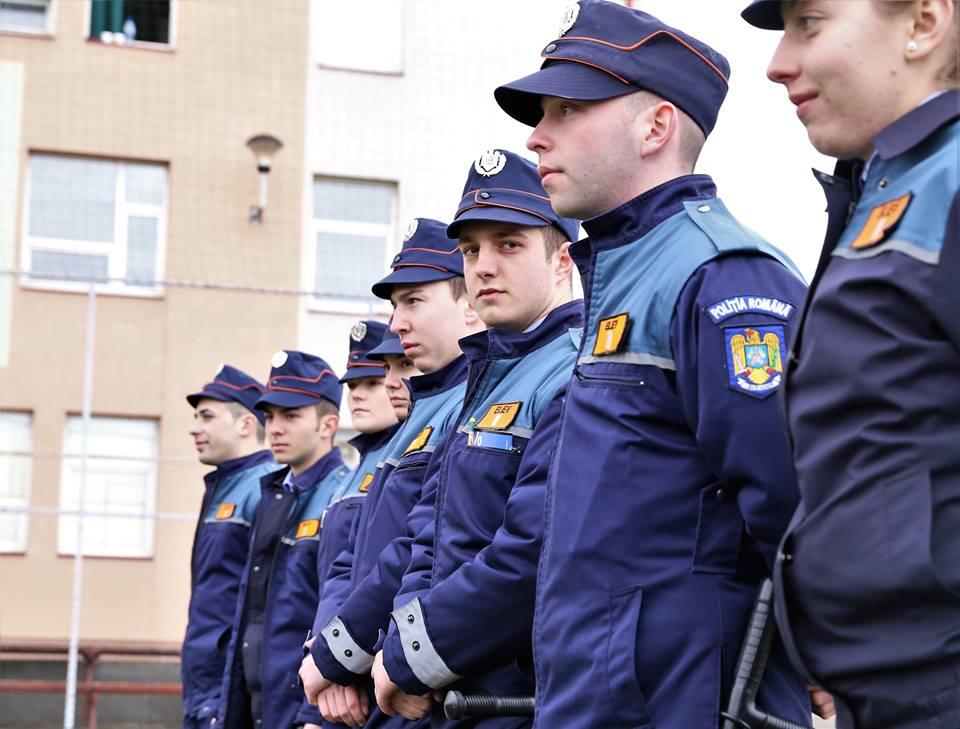 Înscrieri pentru cei ce doresc să devină polițiști, până pe 5 decembrie